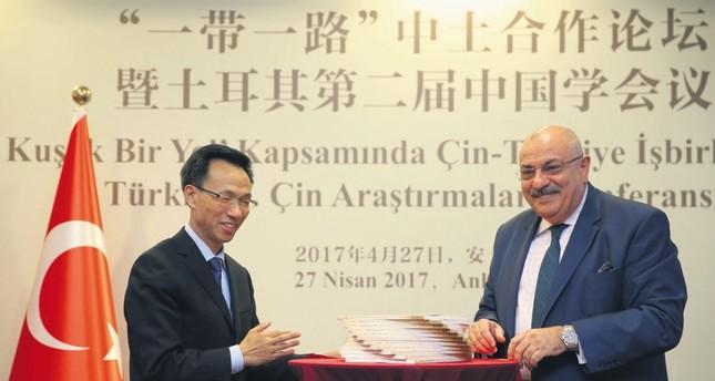 Turkey, China set sights on cementing burgeoning bilateral ties