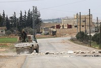 The operation to liberate the northern Syrian town of al-Bab from Daesh terrorists has almost been completed and Turkish troops are working to clear mines and explosives, Chief of General Staff...