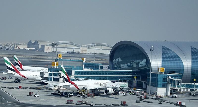 Dubai International Airport (Reuters File Photo)