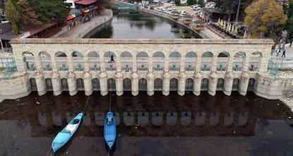 Historic bridges of Konya connect past and present