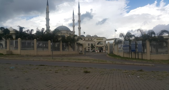 The Nizamiye complex is the biggest FETÖ compound in South Africa that includes mosque, school, dormitory, shops and even a private cemetery.
