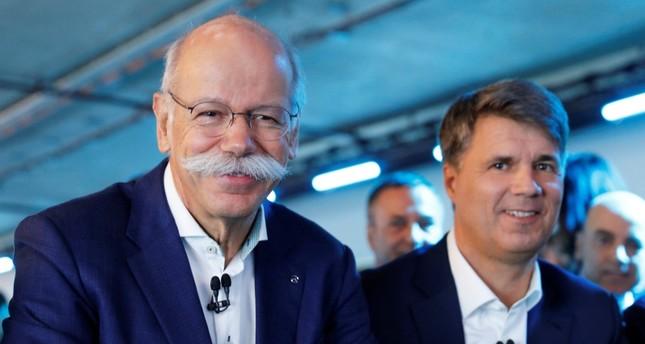 German auto giants BMW, Daimler launch $1 1 billion car