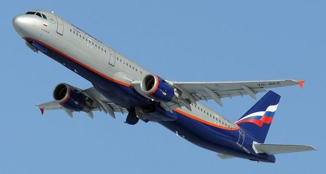 هبوط اضطراري لطائرة روسية بعد تلقي تهديد بوجود قنبلة