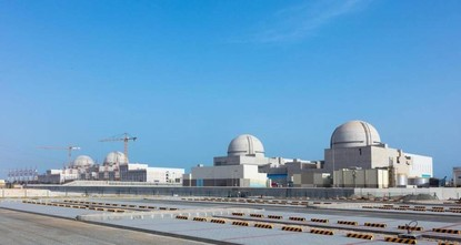 UAE issues license for 1st Arab nuclear power plant