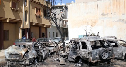 Battle for Tripoli escalates as truce attempts falter