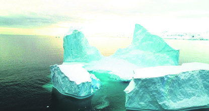 Documentary on Antarctic expedition witness to Turkey's scientific efforts