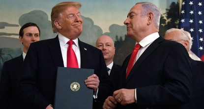 'Netanyahu played Trump with misinformation'