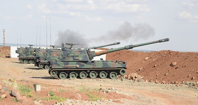 مقتل 7 عناصر من داعش شمالي سوريا في قصف تركي وغارات للتحالف