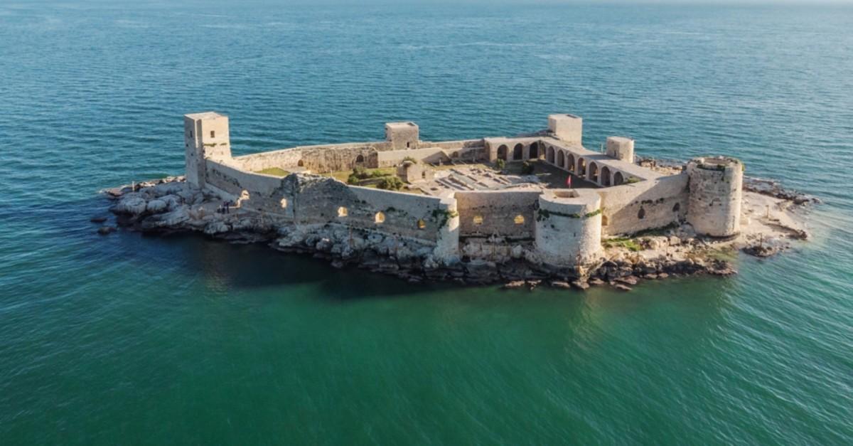 Ku0131zkalesi is an attraction on UNESCO's Tentative List of World Heritage.