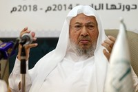 Muslims must unite in defense of Aleppo: Al-Qaradawi