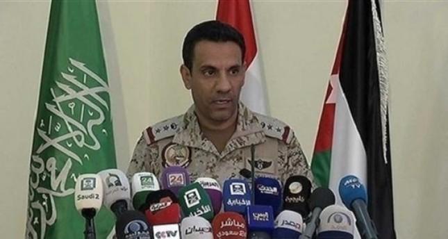 المتحدث باسم التحالف العربي في اليمن العقيد تركي المالكي