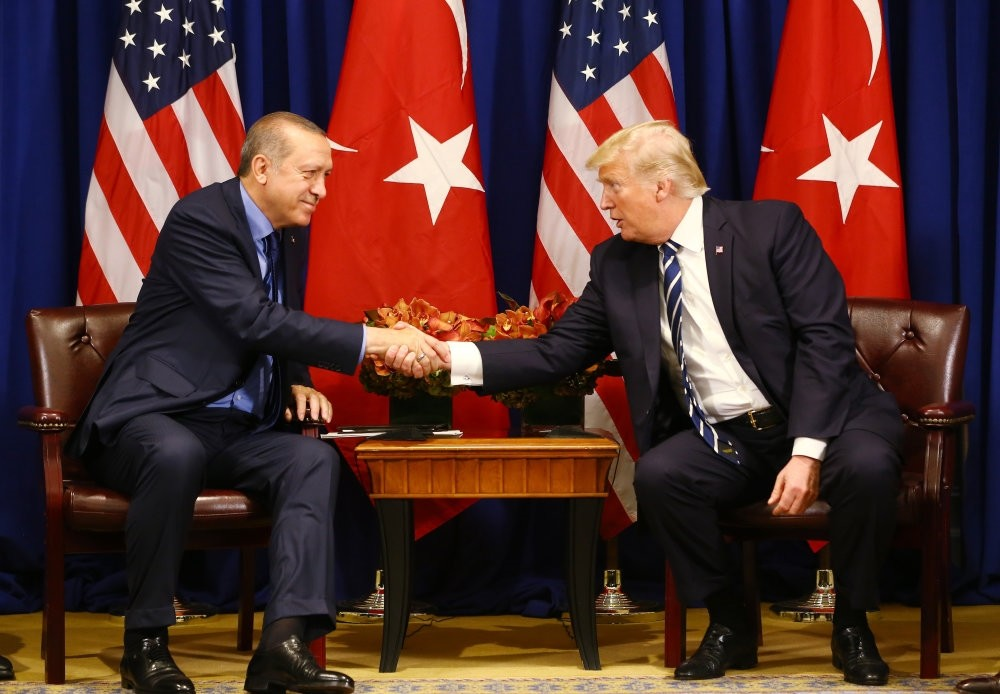 Erdou011fan said apart from Syria and Iraq, the talks had centered on Turkey's demand for the U.S. to play a more active against FETu00d6, responsible for last year's deadly coup attempt.