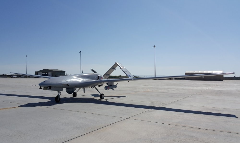 Turkey's domestically developed Baykar TB2 unmanned aerial vehicle was deployed in the Afrin operation to collect visual intelligence and is considered to have widely contributed to the operation's success.