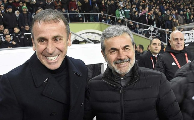 A tale of two managers, Abdullah Avcı and Aykut Kocaman