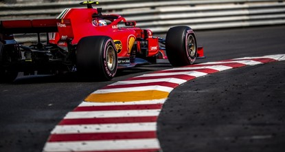 Formula 1 fever in Monaco this weekend