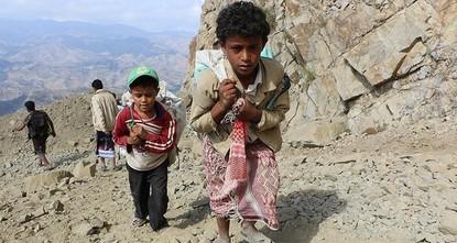 الأمم المتحدة: أكثر من مليون نازح من الحديدة اليمنية