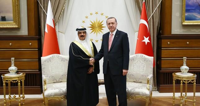 تركيا والبحرين توقعان اتفاقيات وبروتوكولات تعاون جديدة