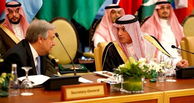 الجبير: السعودية عرضت إرسال قوات من التحالف الإسلامي إلى سوريا