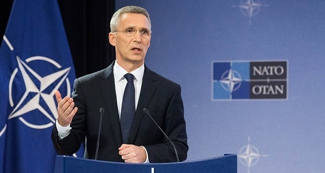 'NATO not consulted about US plan to form YPG army'