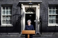 British PM May to hold snap polls in June amid 'division,' 'political game-playing'
