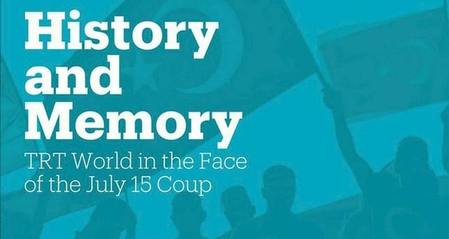 TRT World: Exklusives Buch über den Putschversuch am 15. Juli