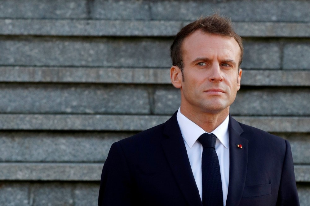 French President Emmanuel Macron had called for the formation of a ,real European army,, on Nov. 6.