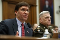 Turkey's safe zone stabilized northern Syria, says Esper