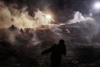 USA setzen Tränengas gegen Flüchtlinge an Grenze ein