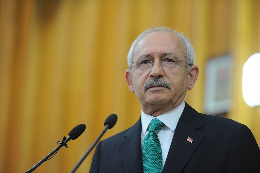 CHP Chairman Ku0131lu0131u00e7darou011flu has recently drawn criticism for holding onto post, despite continuous poor election performance.