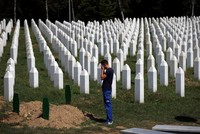 Bosnian Serbs vote to overturn Srebrenica genocide report, deny number of victims ahead of elections