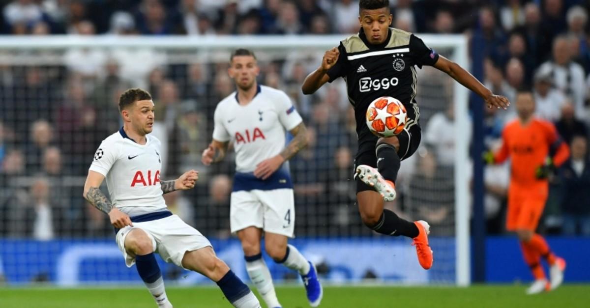 Champions League Semi Final First Leg - Tottenham Hotspur v Ajax Amsterdam - Tottenham Hotspur Stadium, London, Britain - April 30, 2019. (Reuters Photo)