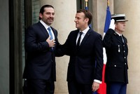 Saudi Arabia denies Macron's remarks on holding Lebanon's Hariri captive
