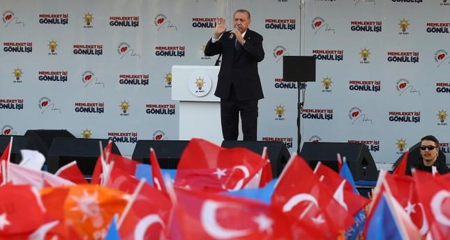 أردوغان: نكافح في سوريا والعراق كي لا يكون الأكراد أدوات في مخططات الإمبرياليين