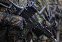 Bundeswehr: 75 Waffen und  Munition entwendet