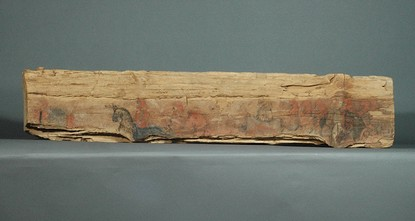 pIt has been 48 years since the Tatar Tümülüsü was illegally excavated and pieces of the Tatar tomb were smuggled abroad. Today the 2,500 year-old wooden tomb has been returned to Turkey and...