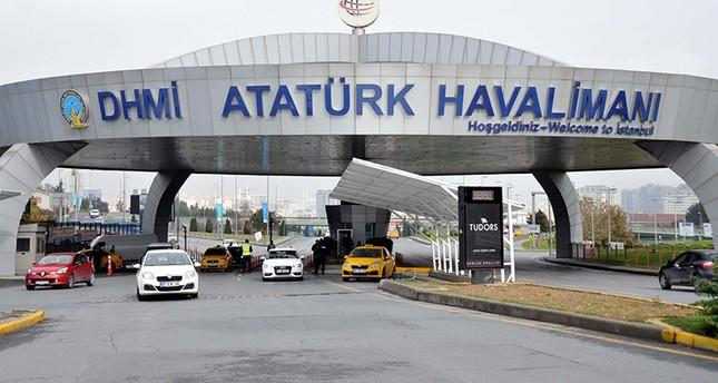 إسطنبول.. انتظام الرحلات والإجراءات في مطار أتاتورك بعد حدث أمني محدود