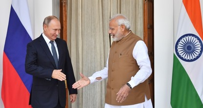 India inks deal for S-400 purchase from Russia