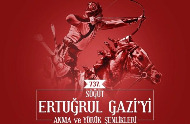 Celebrations to commemorate Ertuğrul Gazi, Yörük Festival kick off