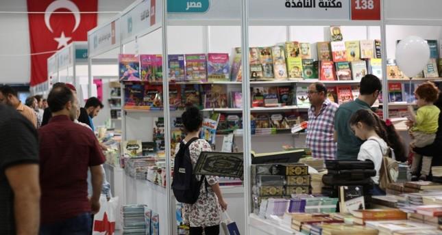 معرض الكتاب العربي بإسطنبول يستقطب 52 ألف زائر في 8 أيام
