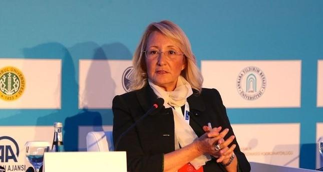 وفاة الوزيرة السابقة والكاتبة في ديلي صباح البروفسورة بيريل ديدي أوغلو