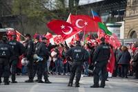 German court bans Erdoğan's address, concerns raised about freedom of expression