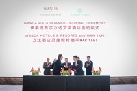 A strategic business partnership agreement has been signed between Mar Yapı and Wanda Group, one of China's largest commercial enterprises which also owns a chain of luxury hotels. The agreement...