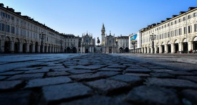إيطاليا توقف الأنشطة الانتاجية في آخر مسعى لاحتواء الوباء