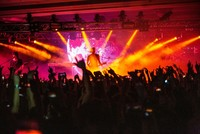 3rd Çukurova Rock Festival kicks off in southern Turkey's Adana