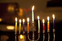The eight-day Jewish celebration known as