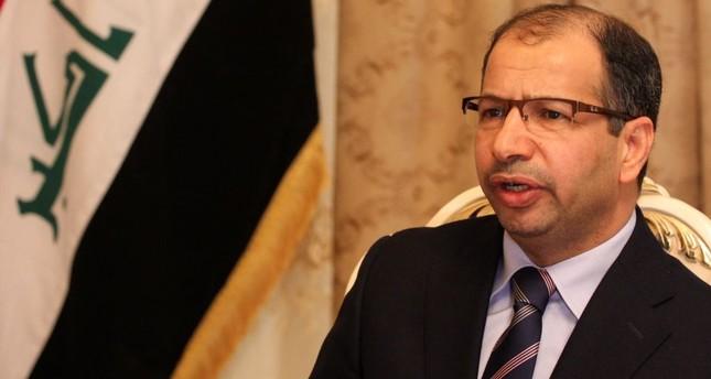 سليم الجبوري - رئيس البرلمان العراقي
