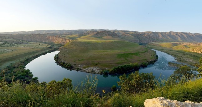 Committed to the principle of equitable, optimal and reasonable sharing of water resources, Turkey maintains the water flow from the Tigris to Iraq, which is plagued by drought due to low precipitation.