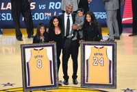 Five-time NBA champion Kobe Bryant was hailed as the