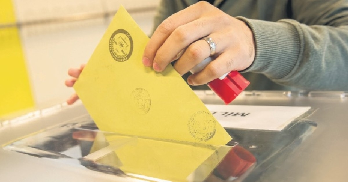 Turkey will hold local elections on March 31.