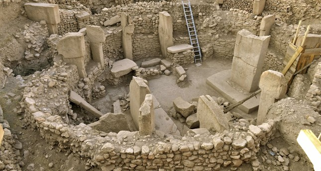 Important findings have been explored at the ancient settlement of Göbeklitepe, including the world's first monumental temples and possibly the first patriarchal philosophy.